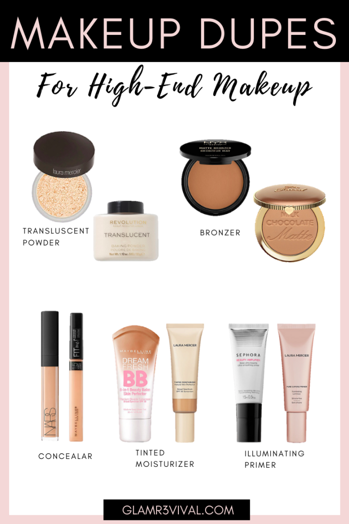 Mind blowing Makeup Dupes! My Favorite Makeup, Save vs. Splurge
